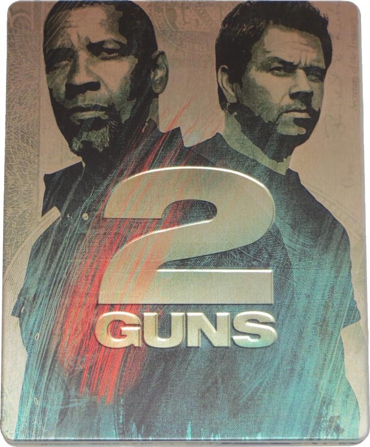 2 Guns Blue-ray Steelbook