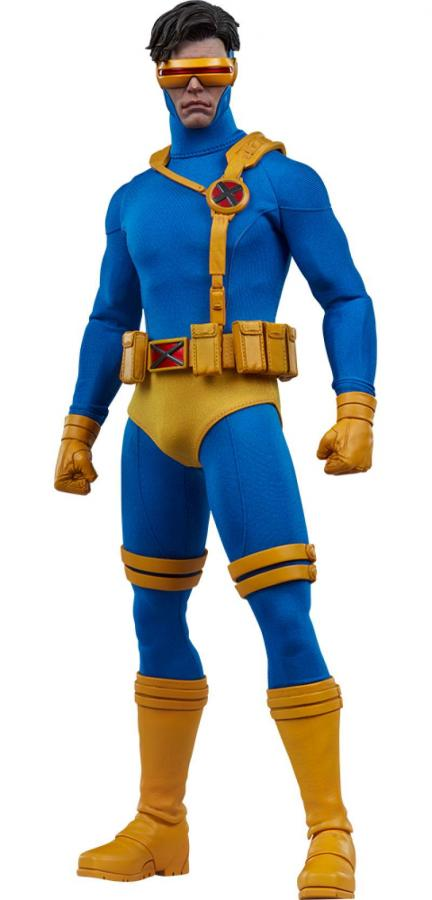 Marvel: Cyclops 1/6 Action Figure - Sideshow Collectibles
