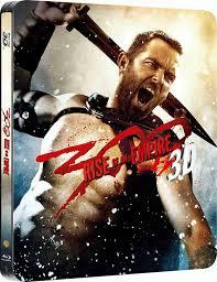 300: Rise of an Empire 3D Blue-Ray Steelbook