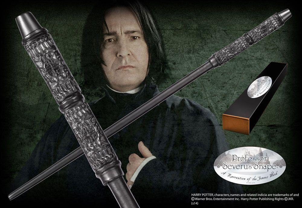 Harry Potter Wand Professor Severus Snape (Character-Edition) - Noble Collection