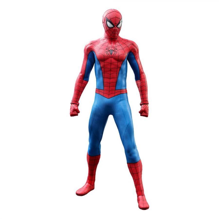 Marvel's Spider-Man Video Game Masterpiece Action Figure 1/6 Spider-Man (Classic Suit) 30