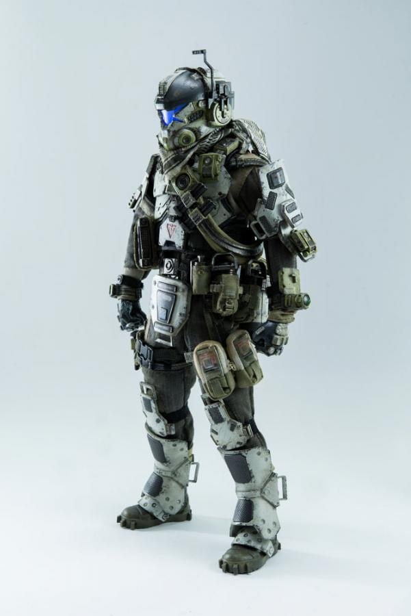 archive sold out titanfall action figure imc battle