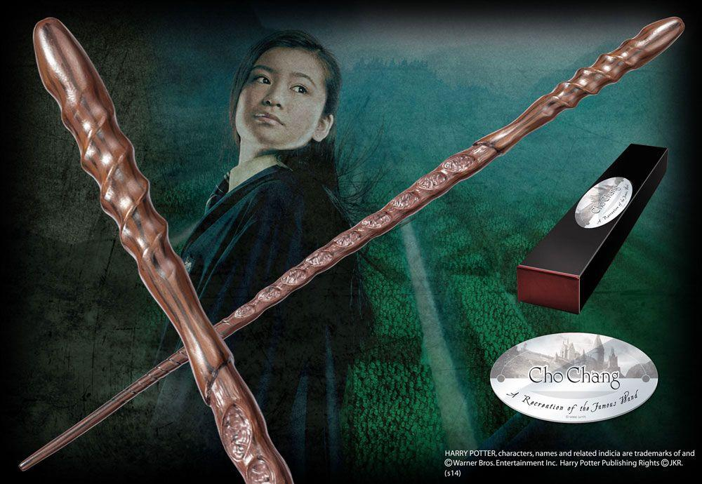 Harry Potter Wand Cho Chang (Character-Edition) - Noble Collection