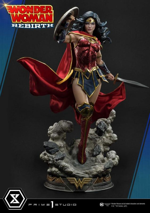 DC Comics: Wonder Woman Rebirth 1/3 Statue - Prime 1 Studio