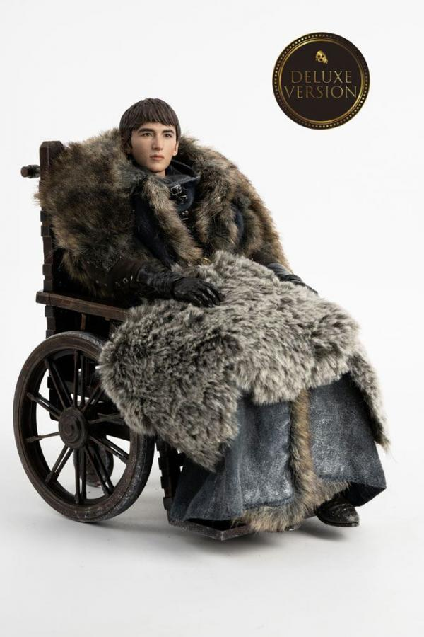Game of Thrones Action Figure 1/6 Bran Stark Deluxe Version 29 cm