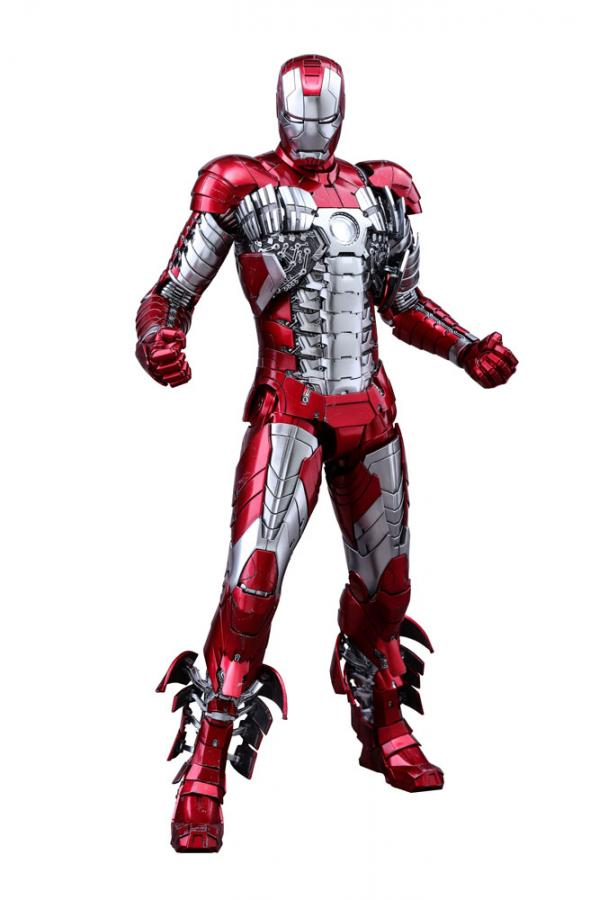 Man 32 Indicted In Alleged Misconduct With 14 Year Old: Iron Man 2 DIECAST Figure 1/6 Iron Man Mark V 32 Cm