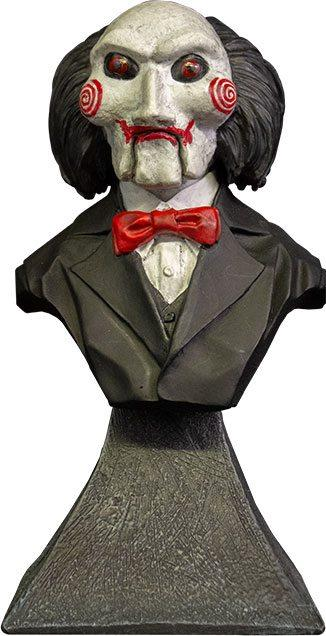 Saw Mini Bust Billy Puppet 15 cm