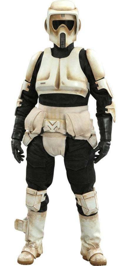 Star Wars The Mandalorian: Scout Trooper - Figure 1/6 - Hot Toys