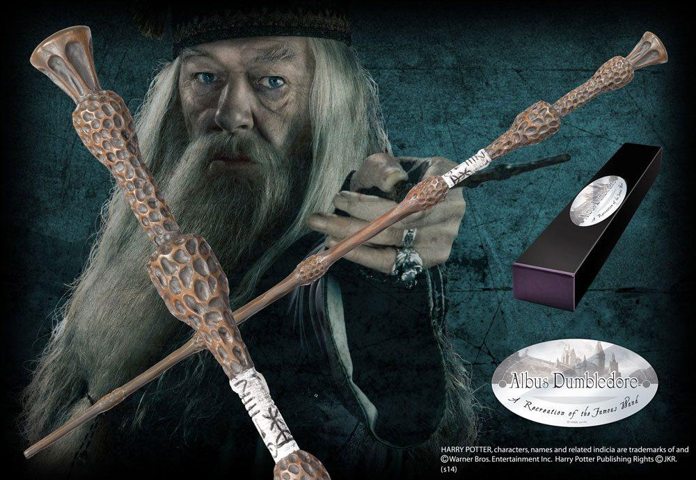 Harry Potter Wand Albus Dumbledore (Character-Edition) - Noble Collection