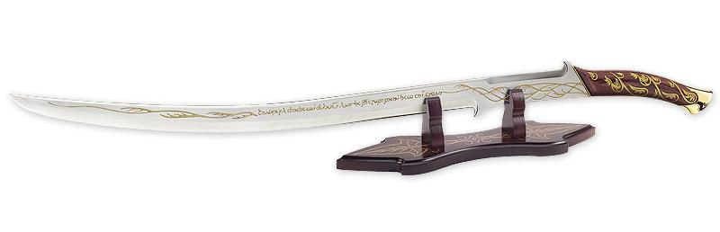 Lord of the Rings Replica 1/1 Hadhafang Sword of Arwen 97 cm