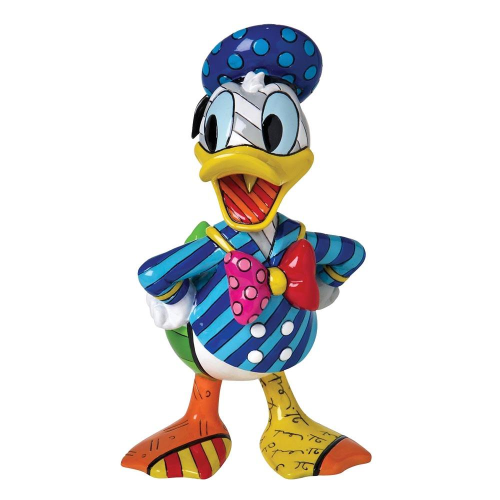 Britto Donald Duck Figurine 18 cm
