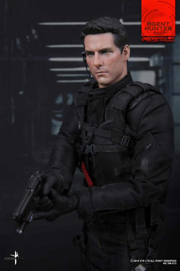 Agent Hunter 1/6 Tom C...