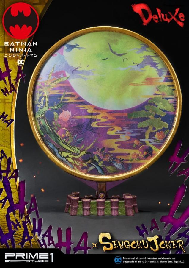 Batman Ninja Statue Sengoku Joker Deluxe Version 71 Cm Statuecollectibles Com