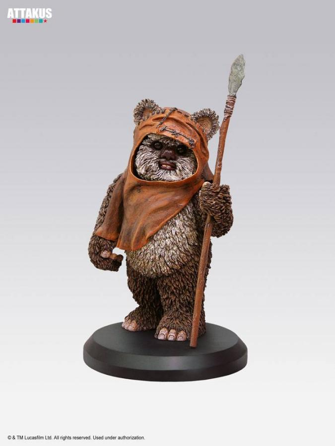 Star Wars Elite Collection Statue Wicket 9 cm