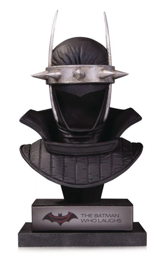 DC Gallery Bust 1/2 The Batman Who Laughs Cowl 26 cm