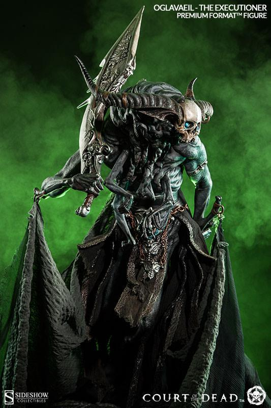 Court of the Dead Premium Format Figure Oglavaeil