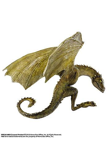Game of Thrones Sculpture Rhaegal Baby Dragon 12 cm