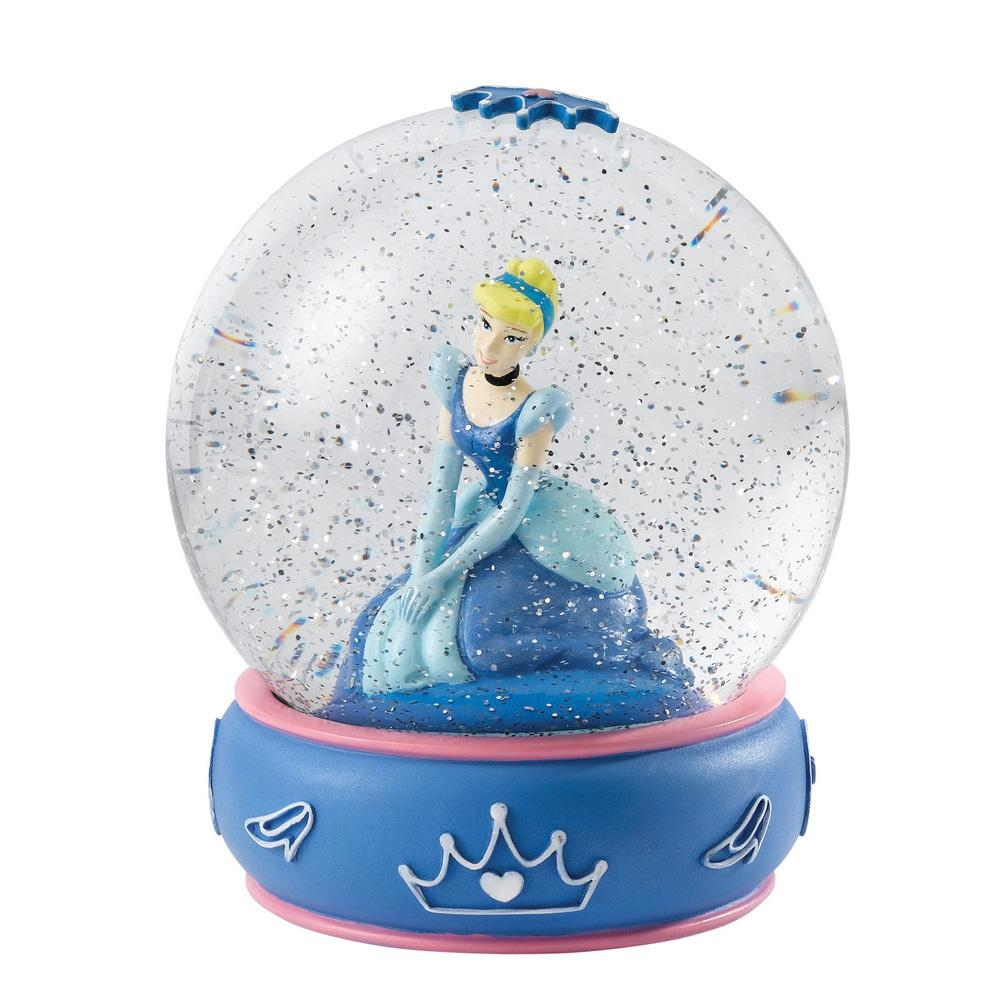 Enchanting Shy and Romantic (Cinderella Waterball)