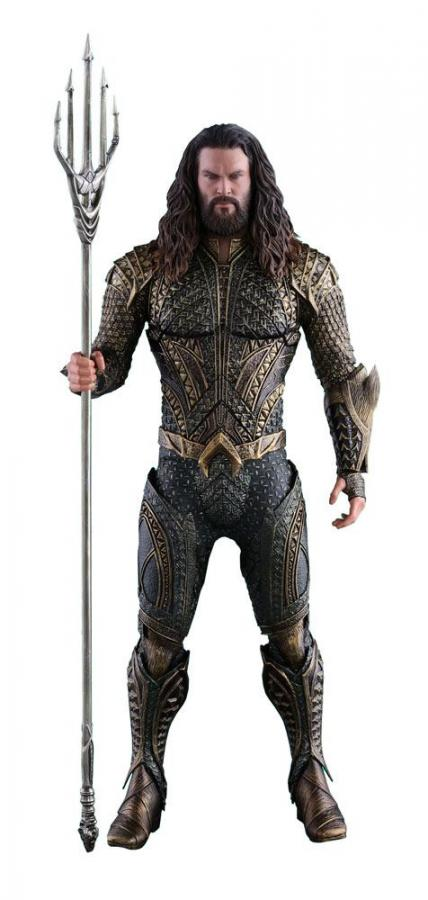Justice League Movie Masterpiece Action Figure 1/6 Aquaman 30 cm