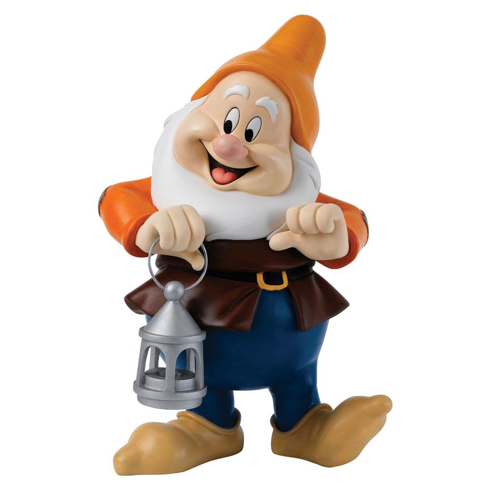 Enchanting Disney Happy Dwarf Statement Figurine 28 cm