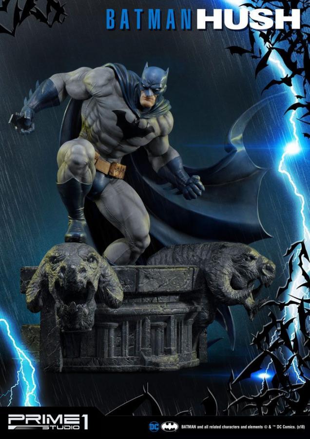 Batman Hush Statue Batman Hush 62 Cm Statuecollectibles Com
