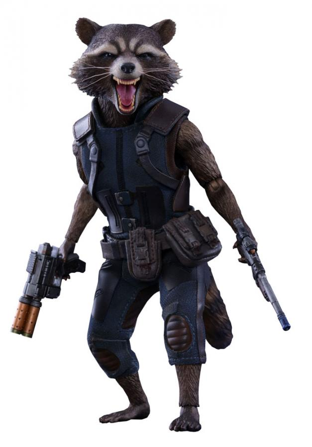 Guardians of the Galaxy 2 Figure 1/6 Rocket 16 cm
