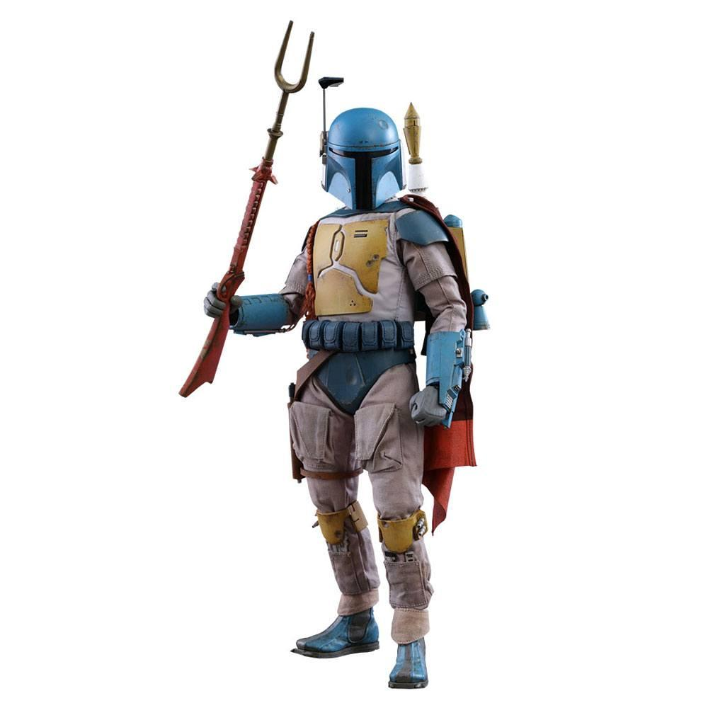 Star Wars Television Masterpiece Action Figure 1/6 Boba Fett Animation Ver. Sideshow Exclu