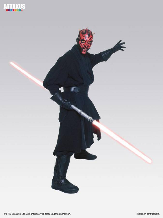 Star Wars Elite Collection Statue Darth Maul 16 cm