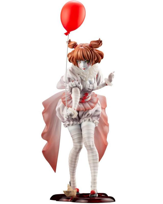 Stephen Kings It 2017 Bishoujo PVC Statue 1/7 Pennywise 25 cm
