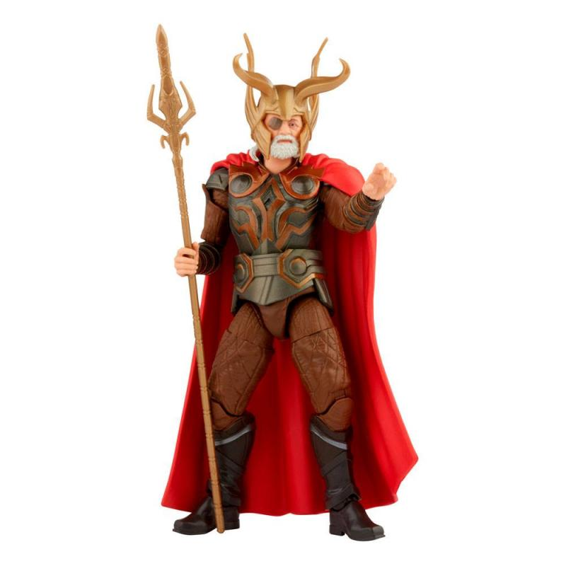 The Infinity Saga Marvel Legends Series:  Odin 15 cm Action Figure - Hasbro