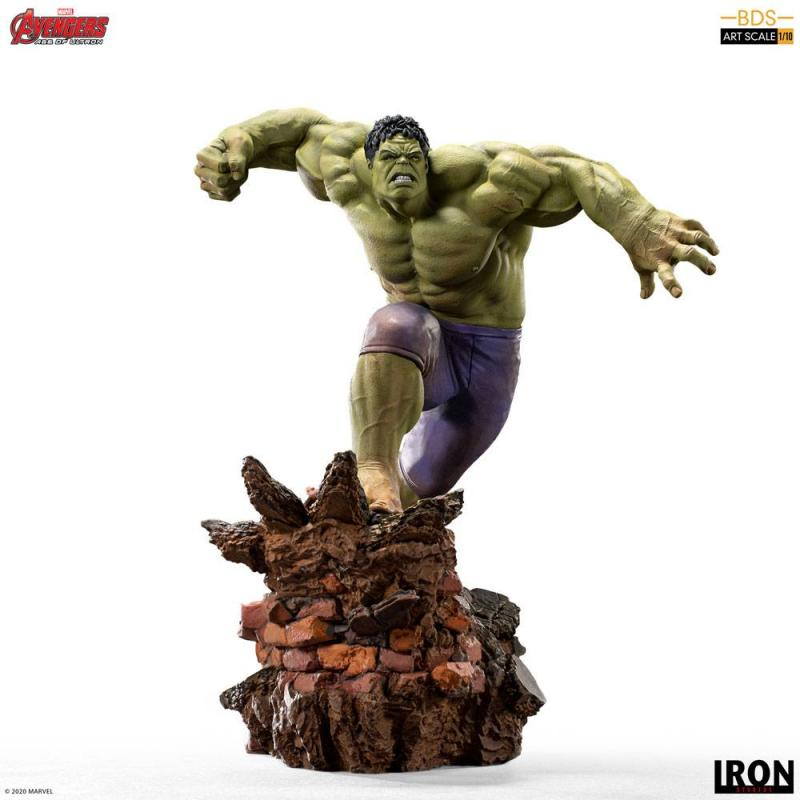 Avengers Age of Ultron BDS Art Scale Statue 1/10 Hulk 26 cm