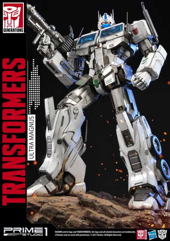 Transformers Generation 1 Statue Ultra Magnus 58 cm