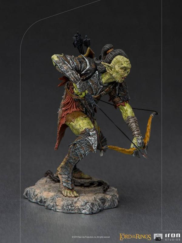 Lord Of The Rings: Archer Orc 1/10 BDS Art Scale Statue - Iron Studios