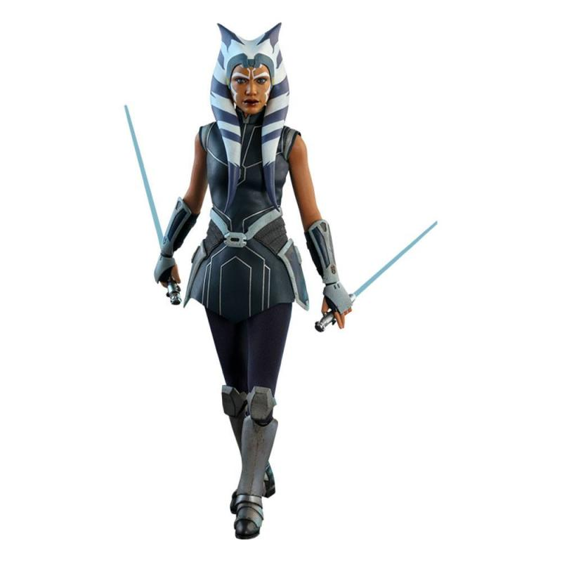 Star Wars The Clone Wars Action Figure 1/6 Ahsoka Tano 29 cm