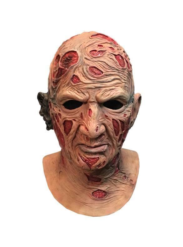 A Nightmare On Elm Street: Freddy Krueger - Deluxe Latex Mask - Trick Or Treat Studios