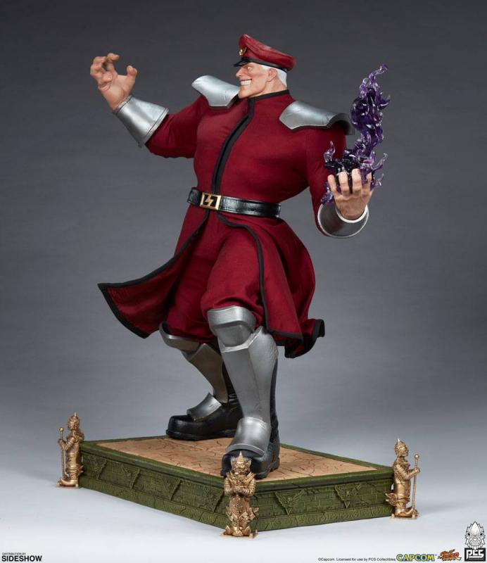 Street Fighter Statue 1/3 M. Bison 74 cm