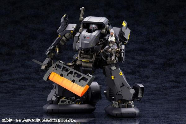 Hexa Gear Governor Lat Black Rabbit - Plastic Model Kit 1/24 - Kotobukiya