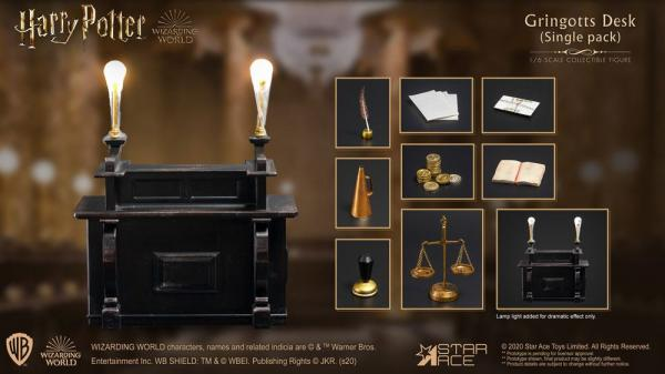 Harry Potter: Gringotts Desk 1/6 - Star Ace Toys