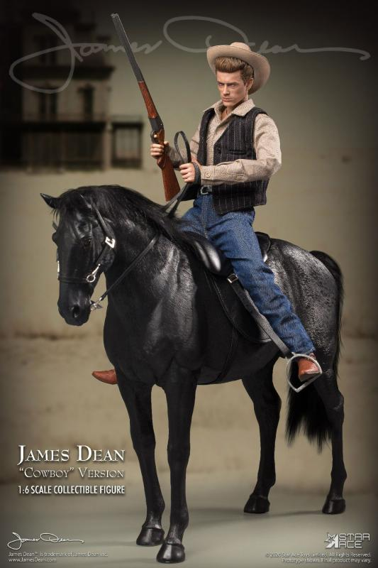 James Dean Cowboy 1/6 Action Figure Deluxe Ver. - Star Ace Toys