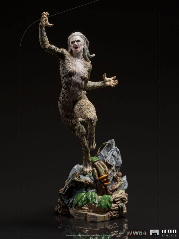 Wonder Woman 1984 BDS Art Scale Statue 1/10 Cheetah 23 cm