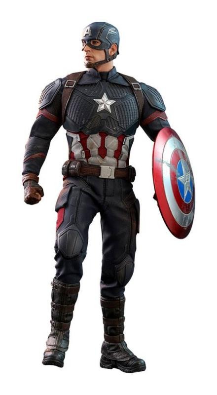 Avengers  Endgame: Captain America 1/6 figure - Hot Toys