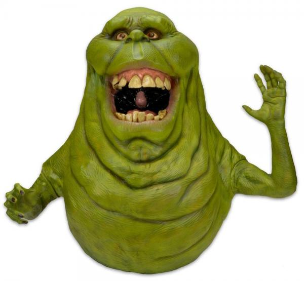 Ghostbusters Life-Size Statue Slimer (Foam Rubber/Latex) 90 cm