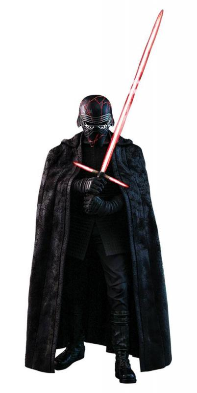Star Wars Episode IX Movie Masterpiece Action Figure 1/6 Kylo Ren 33 cm