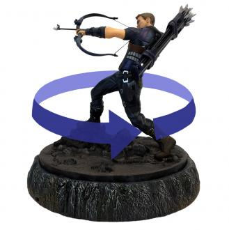 Captain America Civil War Statue Hawkeye and Ant-Man