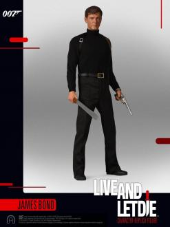James Bond Live and Let Die Collector Figure Series Action Figure 1/6 James Bond 30 cm