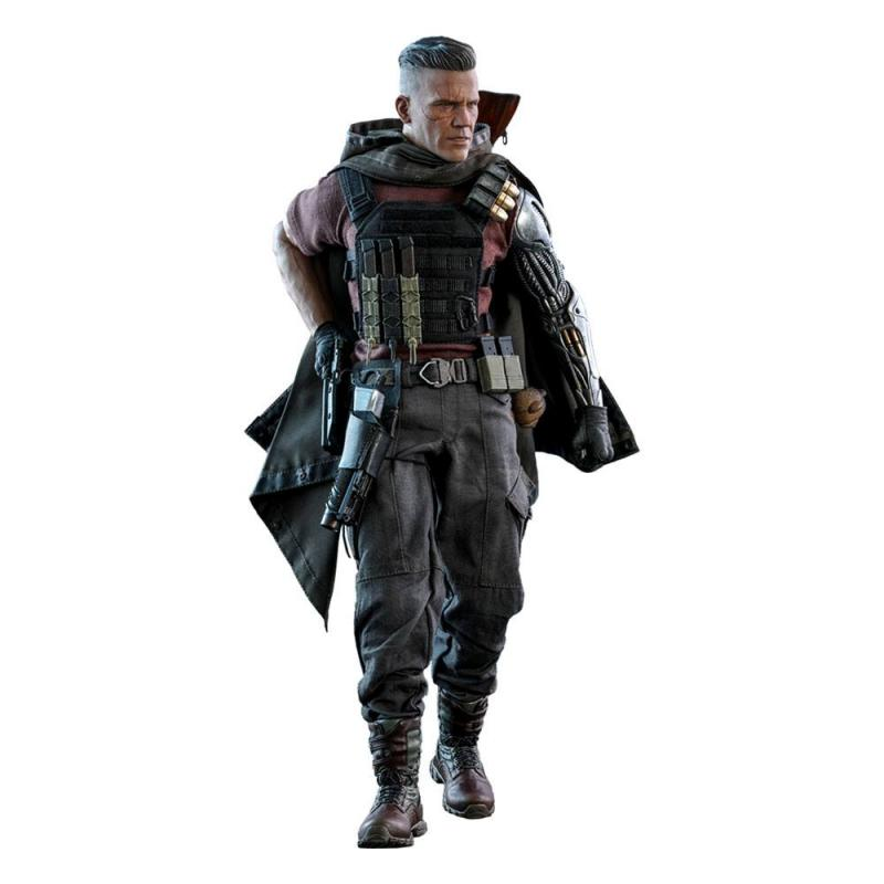 Deadpool 2 Movie Masterpiece Action Figure 1/6 Cable 30 cm