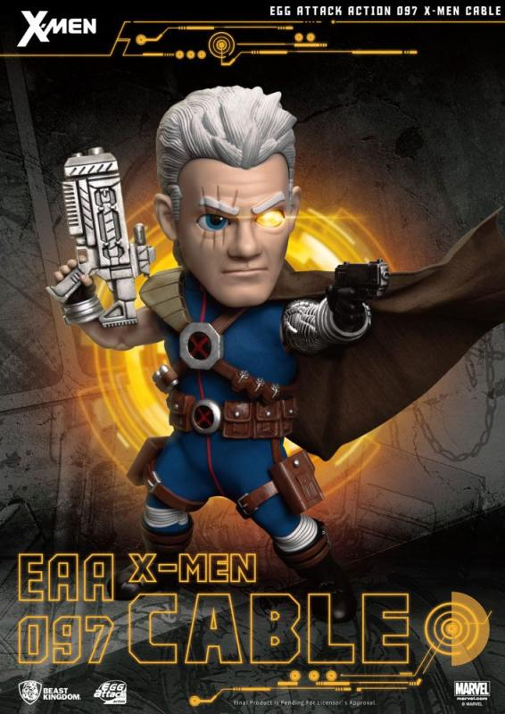 X-Men: Cable - Egg Figure 17 cm - Beast Kingdom