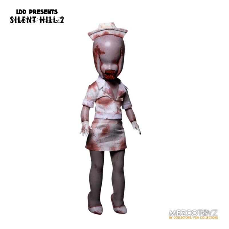 Silent Hill 2: Doll Bubble Head Nurse 25 cm - Mezco Toys
