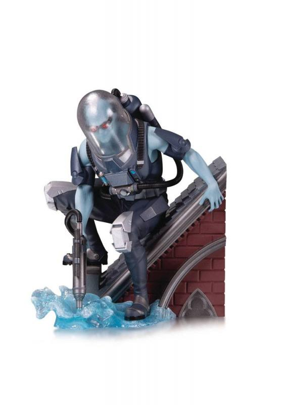 Batman Rogues Gallery Multi-Part Statue Mr. Freeze 19 cm (Part 4 of 6)