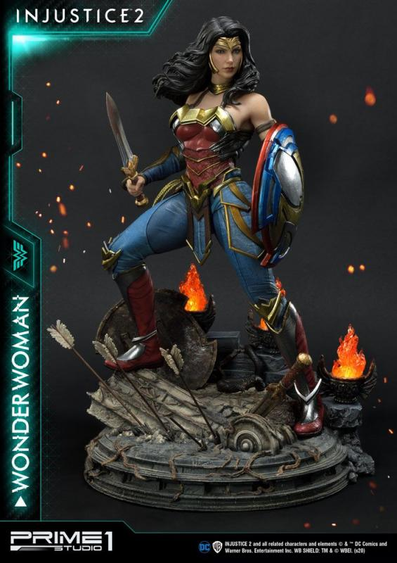 Injustice 2: Wonder Woman - Statue 1/4 - Prime 1 Studio